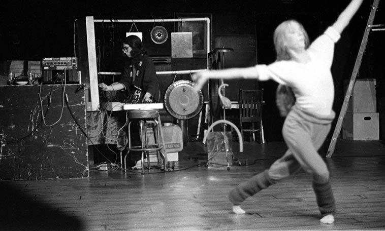 Lee Kaplan & Margarette Shuette -- Century City Playhouse -- November 26, 1978 -- photo by Mark Weber