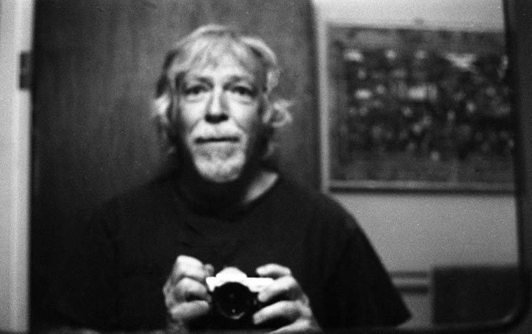 Self-portrait -- September 4, 2017 -- photo by MW