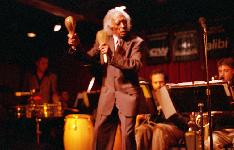 Gerald Wilson ---- December 4, 2003 ---- photo by Mark Weber